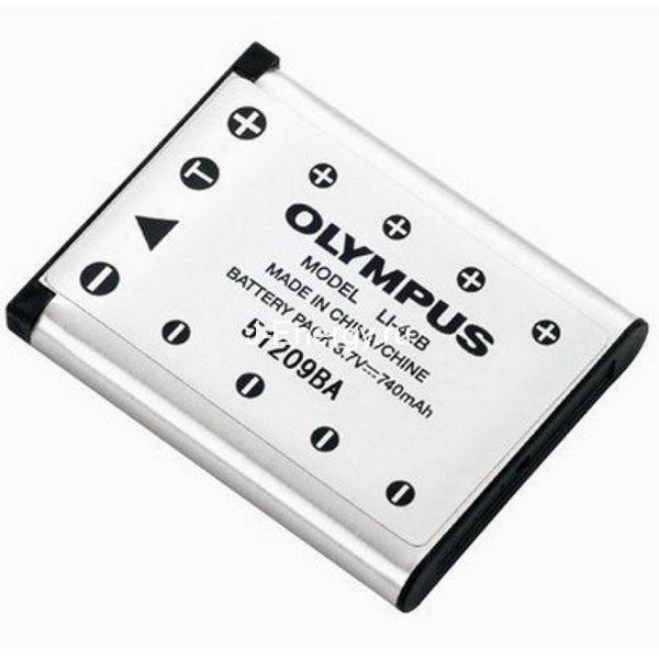 Аккумулятор Olympus LI-40B/42B